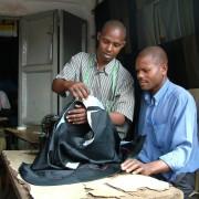 Tailor in Uganda