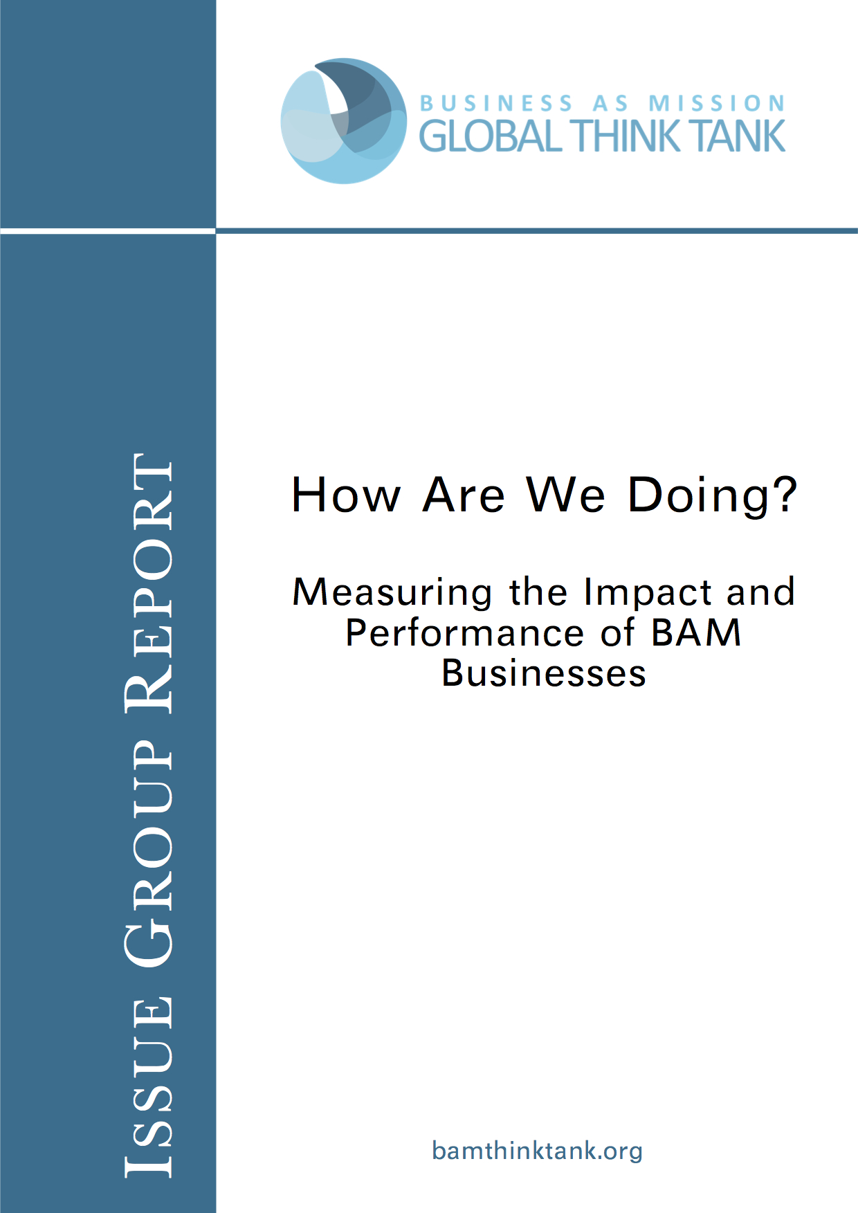 Measuring Impact Cover