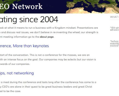 Link: Global CEO Network