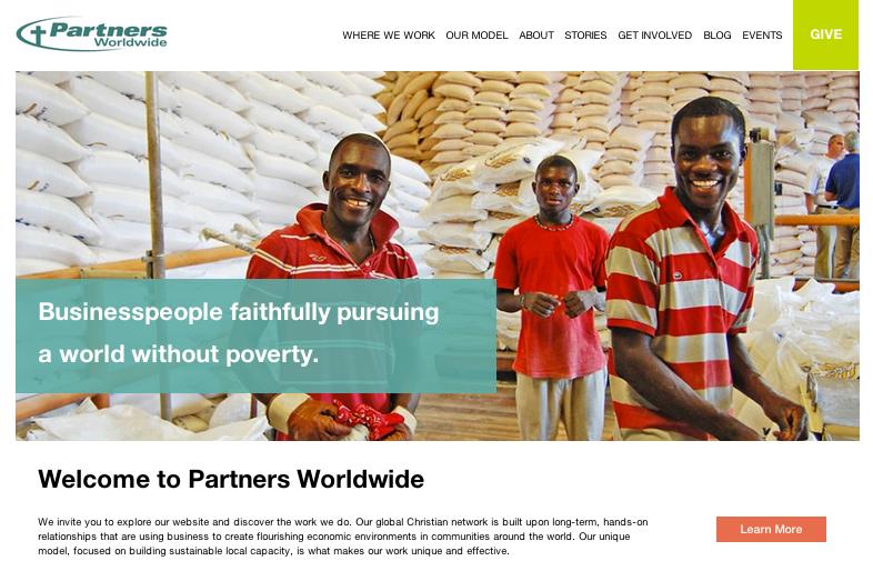 Link: Partners Worldwide