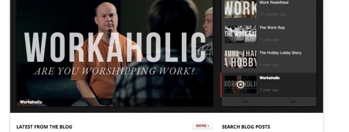 Link: Work as Worship