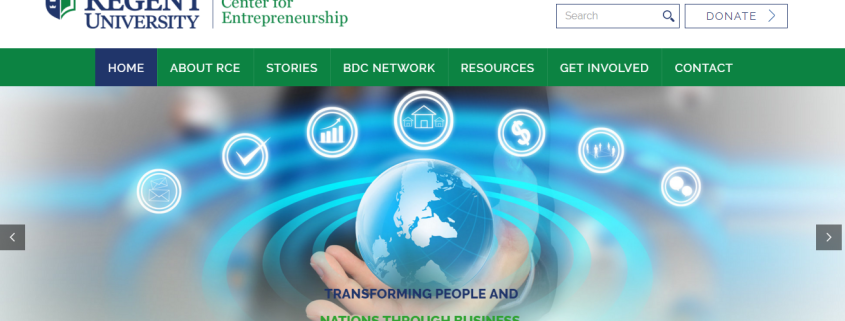 Link - Regent Center for Entrepreneurship