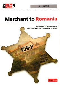 Book: Merchant to Romania
