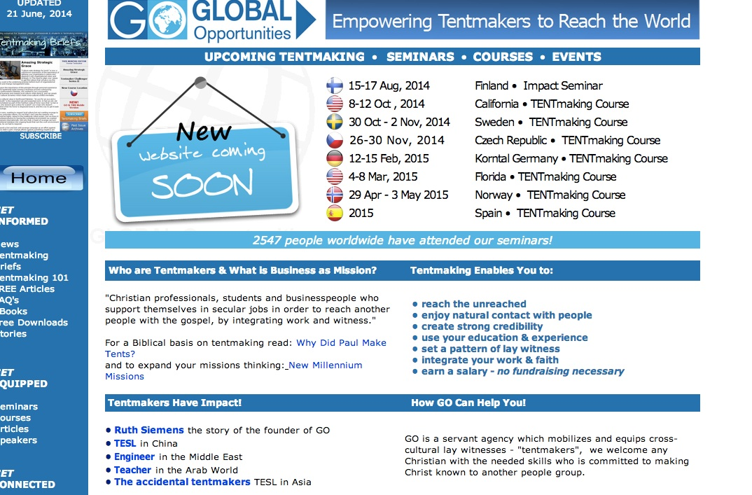 Link: Global Opportunities