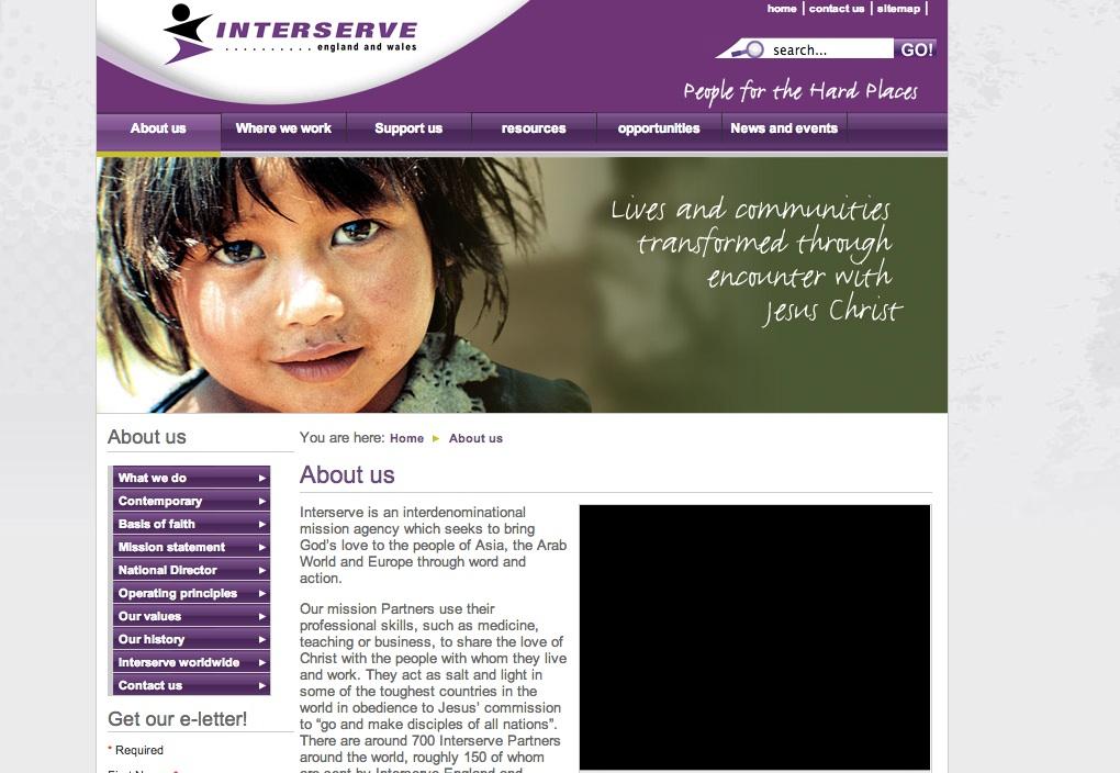 link image - interserve