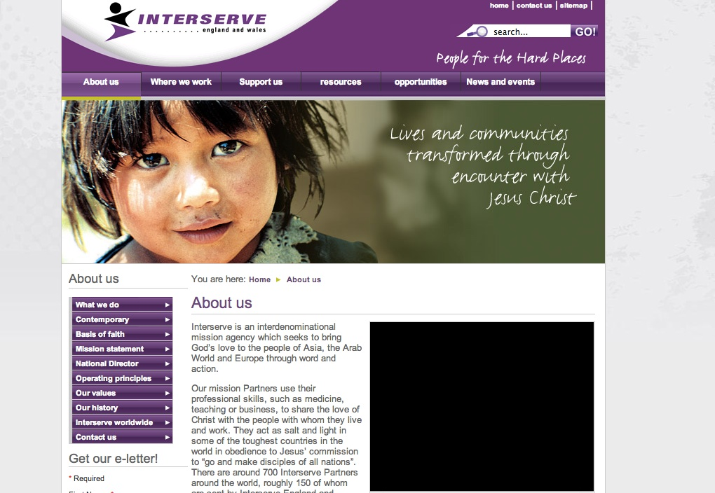 Link: Interserve