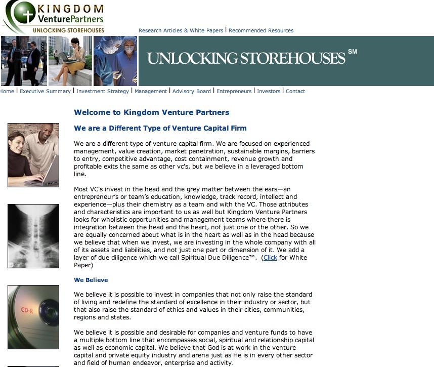 Link: Kindom Venture Partners