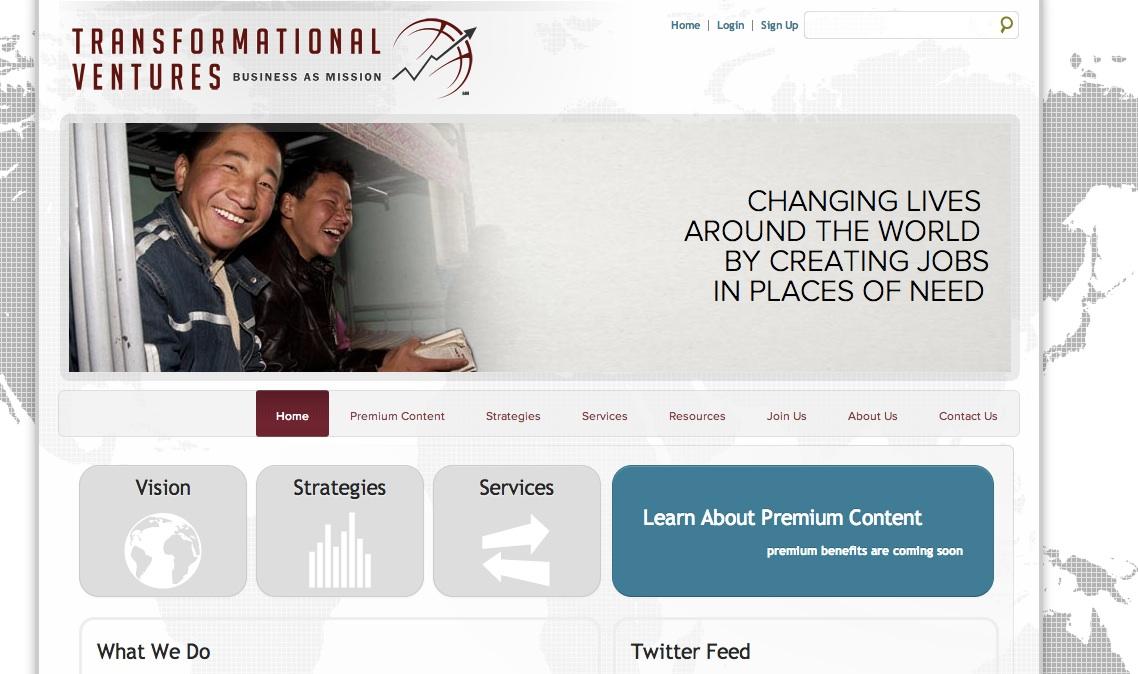Link: Transformational Ventures