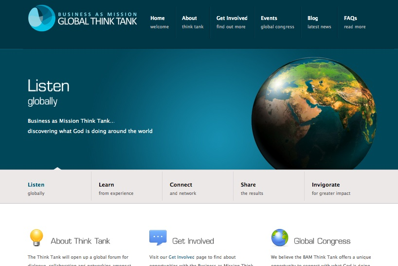 Link: BAM Global Think Tank