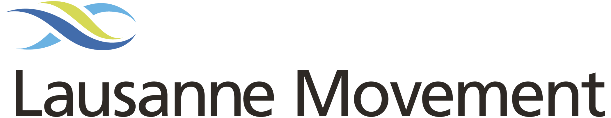 Lausanne Movement Logo (English - Large)