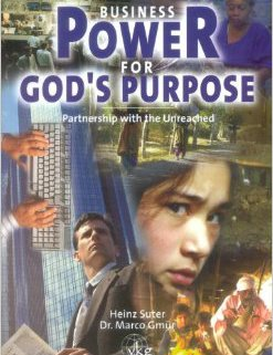 Book: Business Power for God's Purpose
