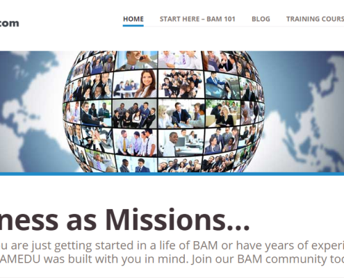 Business as Missions
