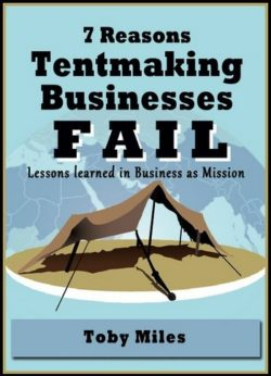 Book: Tentmaking Fails