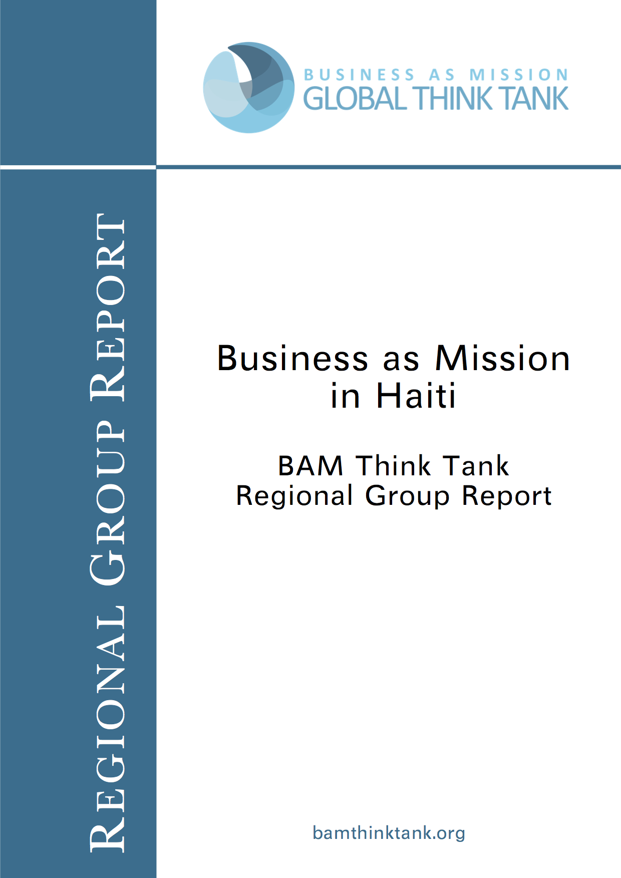 BAM Think Tank Report: Haiti