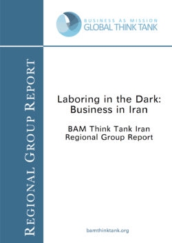 BAM Think Tank Report: Iran
