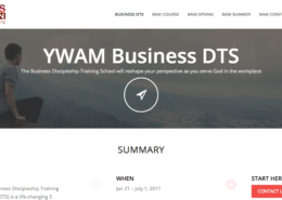 Business DTS