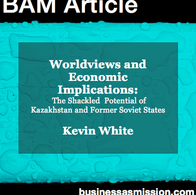 Article: Worldview and Economic Implications