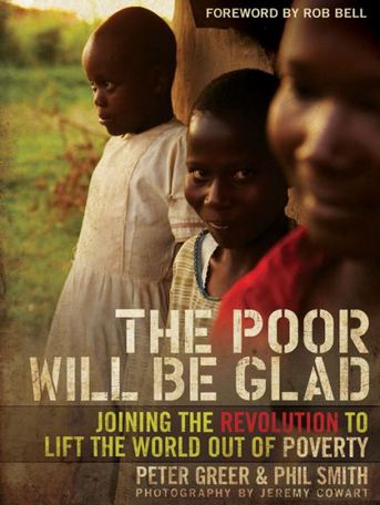 Book: The Poor will be Glad