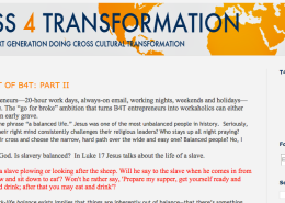 Link: Business4Transformation Blog