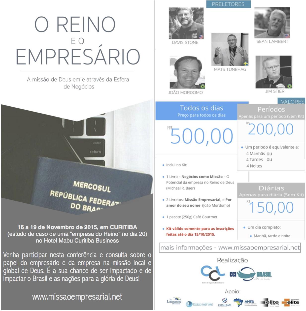 BAM event Brazil