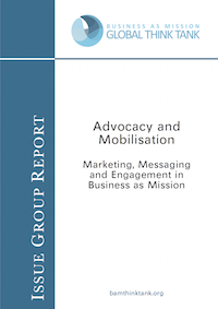 BAM Think Tank Report: Advocacy & Mobilisation