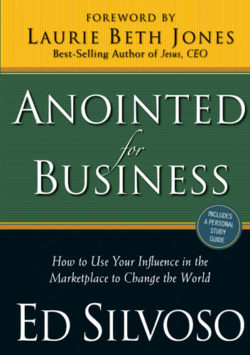 Book - Anointed for Business
