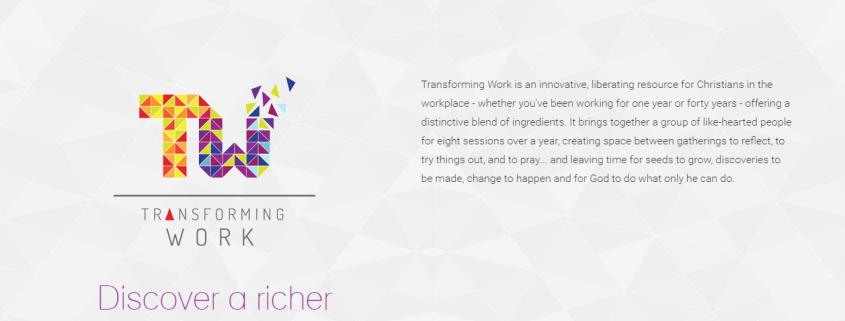 Training - Transforming Work