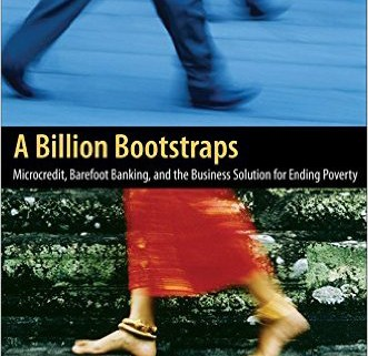 Book -  A Billion Bootstraps
