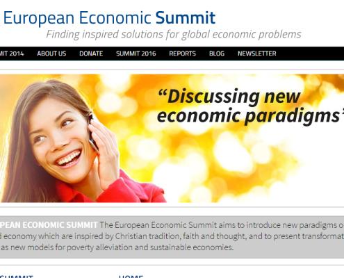 Euro Econ Summit 2
