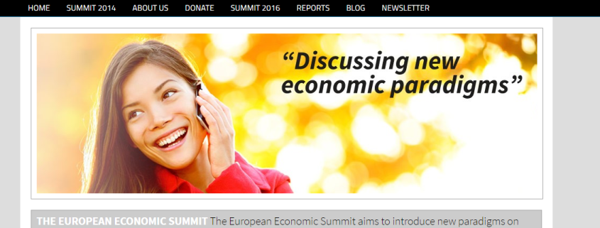 Event - Euro Econ Summit