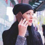 woman on phone 2