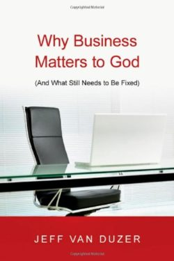 Book - Why Business Matters to God