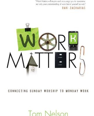 Book - Work Matters