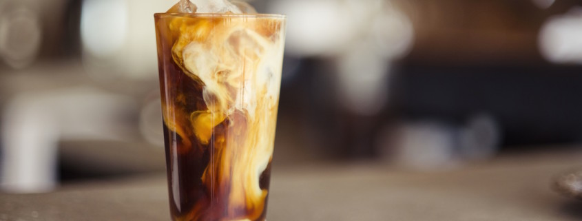 iced coffee mix