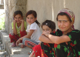 dfid central asia