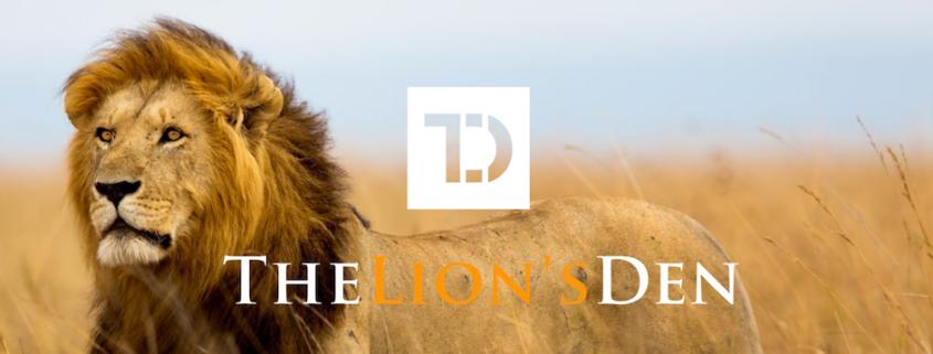 Event - The Lion's Den