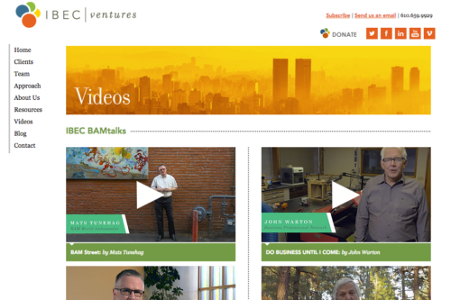 Link - IBEC Ventures