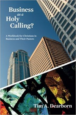 Book - Business as a Holy Calling