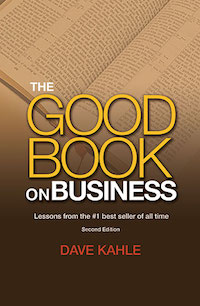 Book - The Good Book on Business