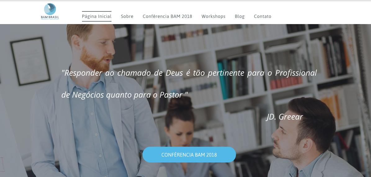 Event - Congresso BAM Brasil