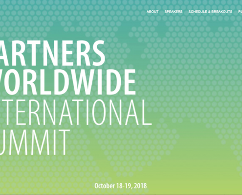 Event - Partners Worldwide Summit 2018