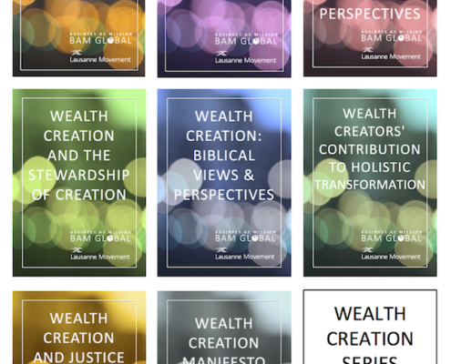 Paper Series - Wealth Creation