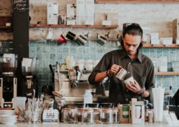 indonesian barista